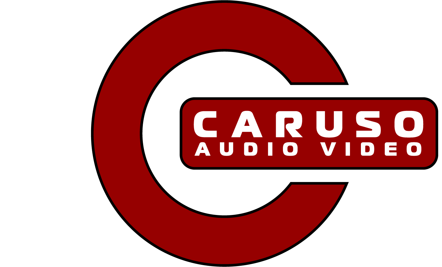 Caruso Audio Video Logo